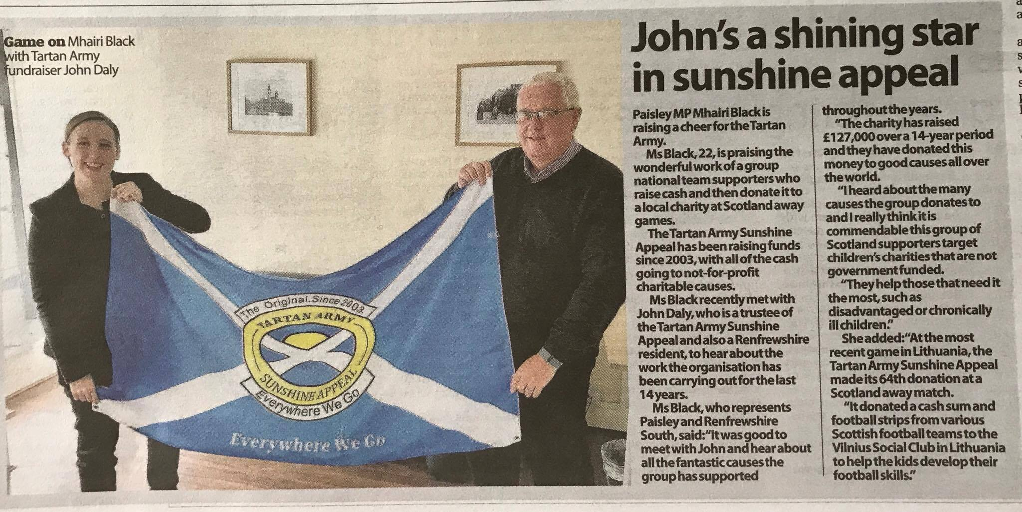 JD in Paisley Daily Express 040917